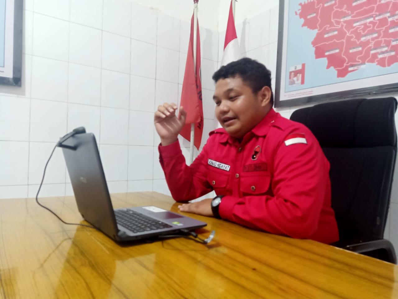 Achmad Hidayat Suntik Semangat Kader muda IPNU & IPPNU