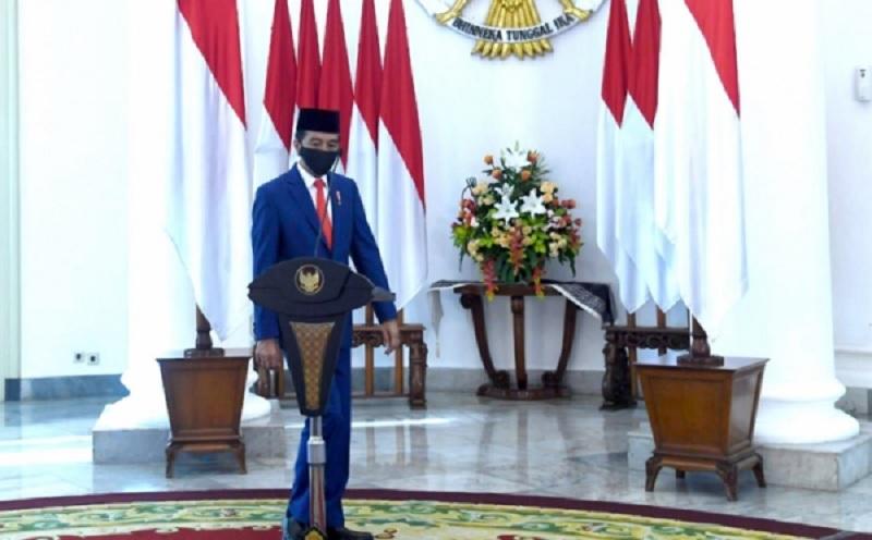 Ini Maksud Presiden Jokowi Soal Konsep Berbagi Beban