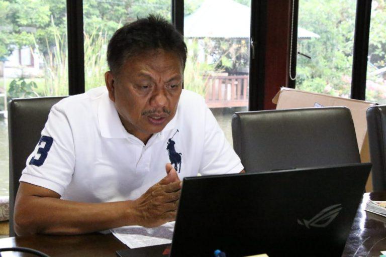 Tangkal Corona, Olly Ajak Masyarakat Manfaatkan Pasar Daring