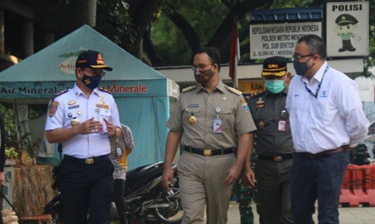 Anies Jangan Jadikan PSBB Transisi Ajang Pencitraan