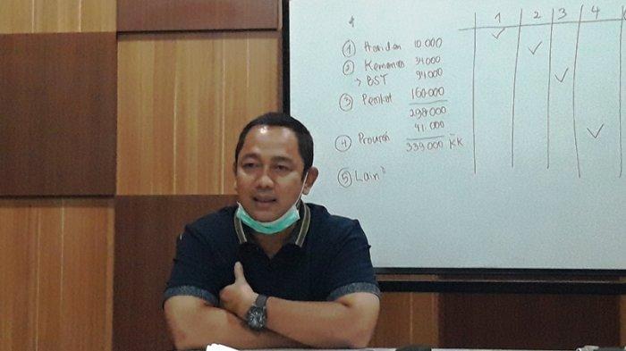 Penanganan Rob di Pantura Semarang Terganjal COVID-19