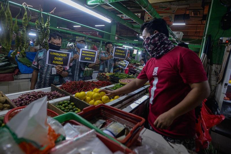 Ganjil-Genap Pasar Jakarta, Terpenting Perketat Pengawasan!