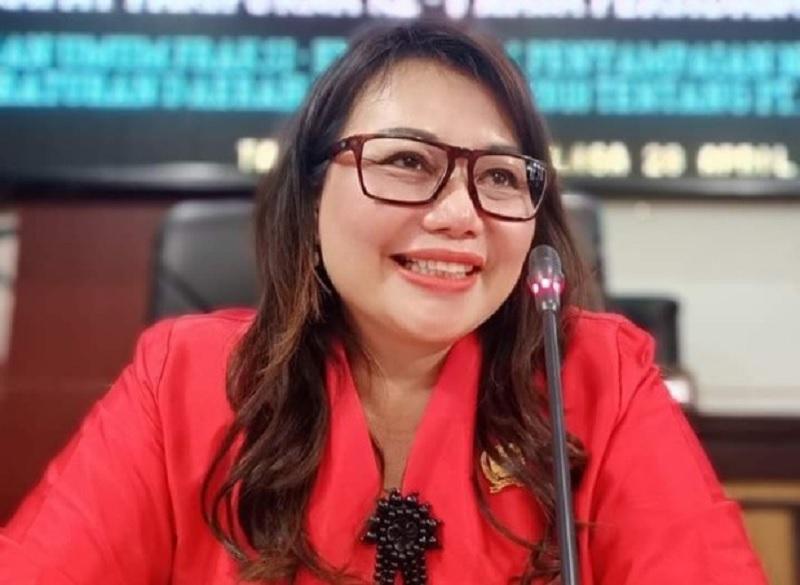 Pilgub Kaltara, Ketua DPRD Norhayati Andris Siap Maju
