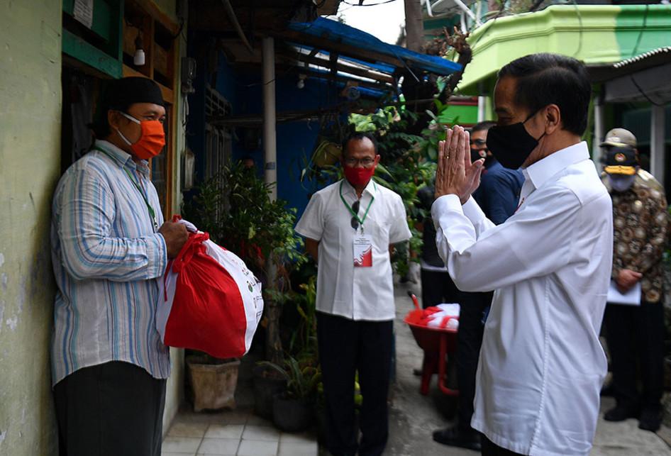 Presiden Jokowi Kangen Blusukan ke Luar Daerah
