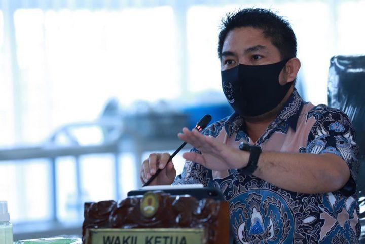 Syaripuddin Dorong Indonesia Lawan Aneksasi Israel