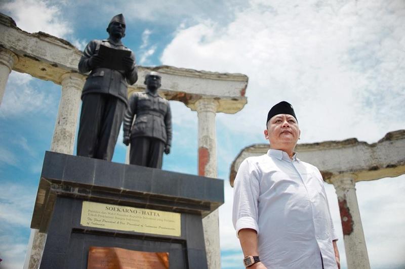 Whisnu Sakti Buana Pastikan Surabaya Kota Bung Karno