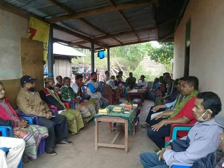 Ansy Lema Tutup Safari Gemarikan di Eban