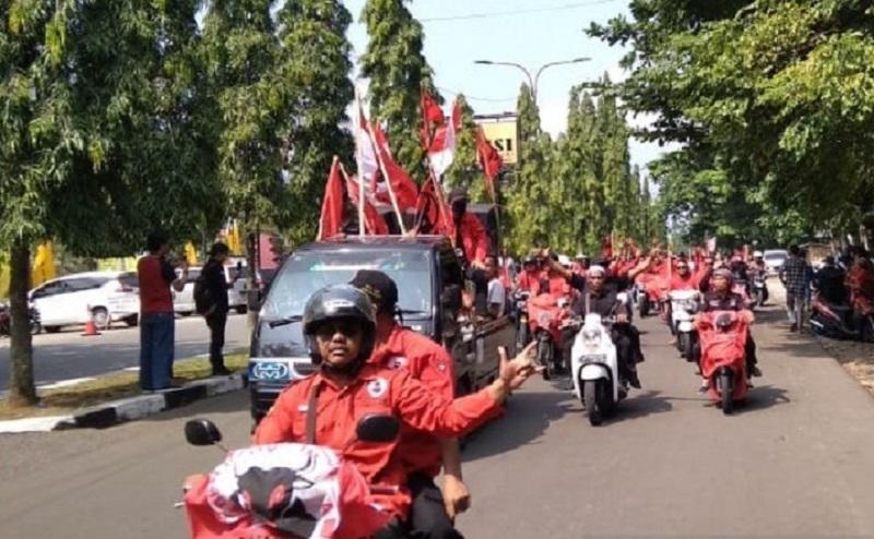 Banteng Sukabumi Dukung Polisi Bertindak Tegas