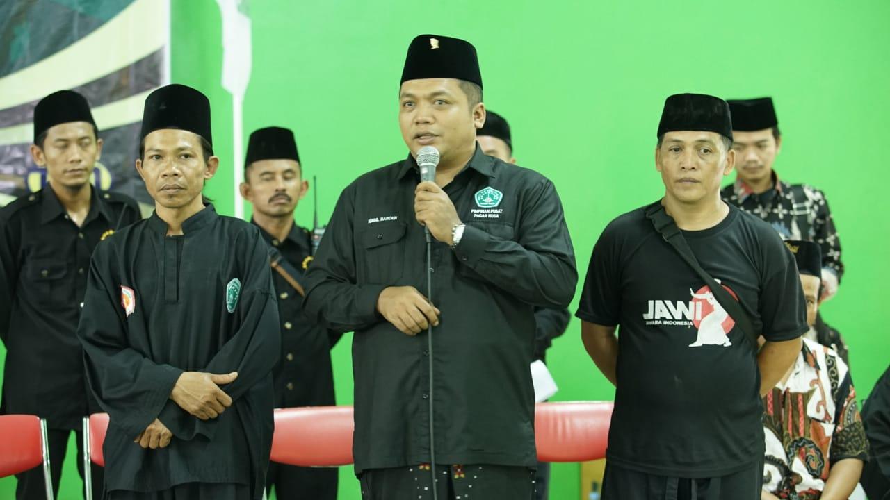 Pagar Nusa Nahdlatul Ulama Serukan Jaga Persatuan Bangsa