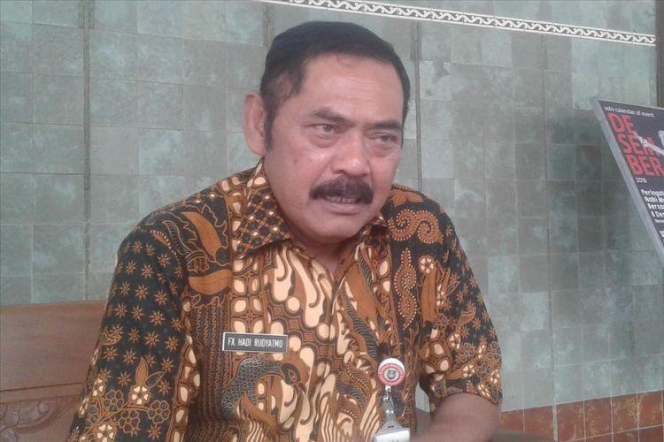 Wali Kota Solo Rudy Minta Gubernur Ganjar Tepati Janji