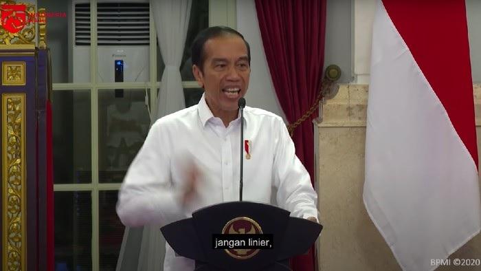Kemarahan Presiden Jokowi, Kemarahan Demi & Untuk Rakyat