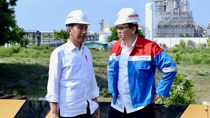 Ahok Jadi Menteri BUMN? Ruhut Ingatkan Itu Hak Jokowi