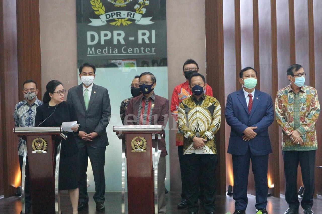Puan: TAP MPRS Pelarangan PKI Tercantum dalam RUU BPIP