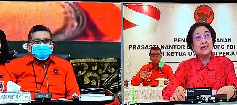 2024 Tahun Regenerasi, Mega: Kader Harus Jadi Pelopor & Obor