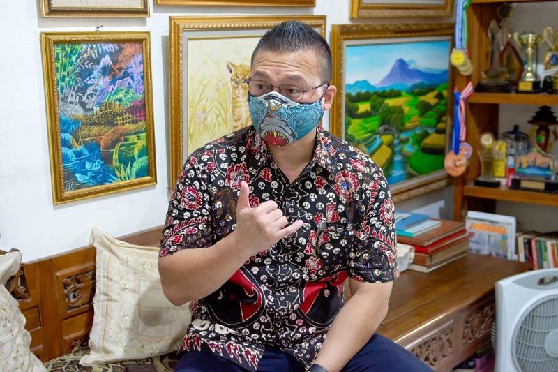 Kenneth Sambangi Arista, Siswa Korban PPDB Yang Dibantu