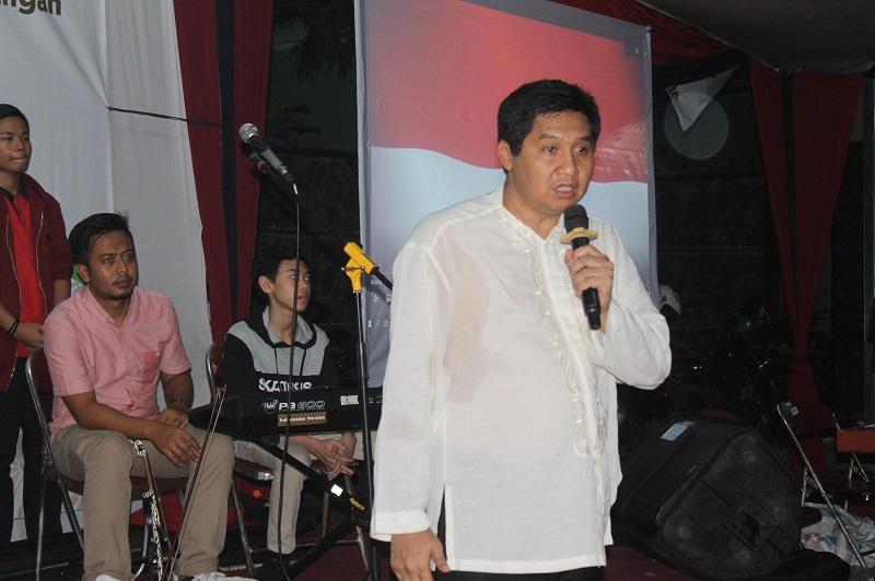 Peduli UMKM, Ara Puji Pemerintahan Jokowi-Kiai Ma'ruf Amin