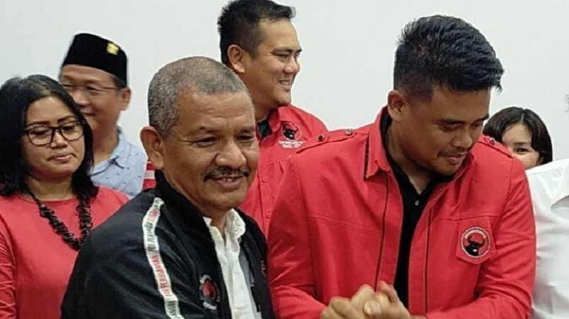 Bobby Nasution Yakin Tak Akan Lawan Kotak Kosong di Pilkada