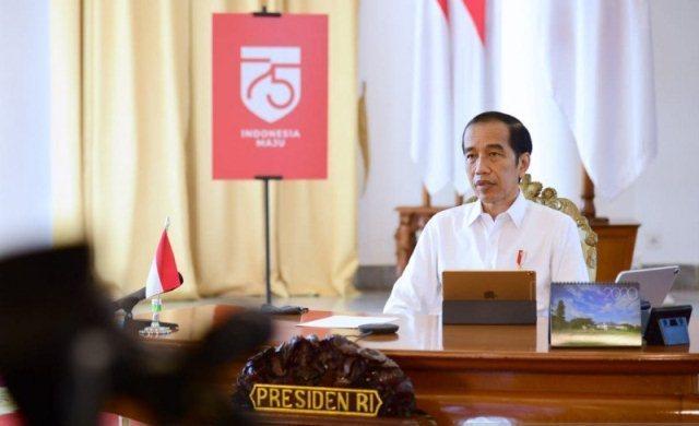 Presiden Ajak Pamong Praja Muda Berinovasi Dalam Pelayanan