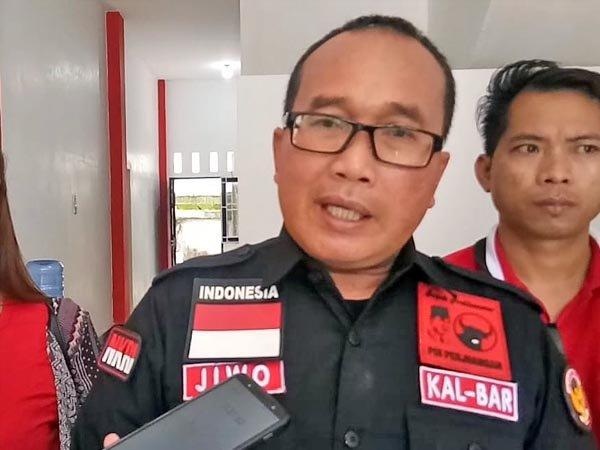 Jaga Marwah Partai, Banteng Kalbar Bentuk Komunitas Juang