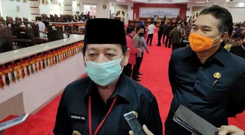 Herman HN Ingatkan Masyarakat Jalankan Protokol Kesehatan