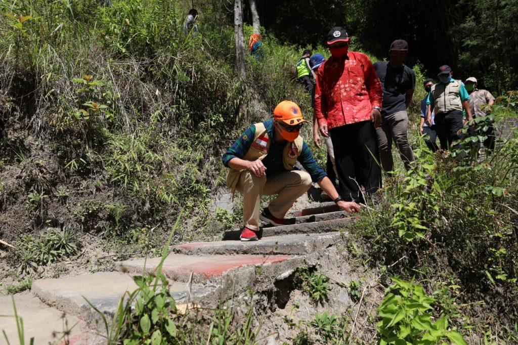 Ganjar Nilai Dusun Girpasang Miliki Potensi Wisata Mumpuni