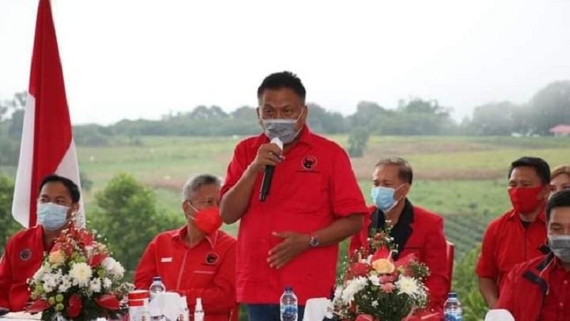 Olly: DPP Tetapkan Paslon Walkot Tomohon Pekan Depan