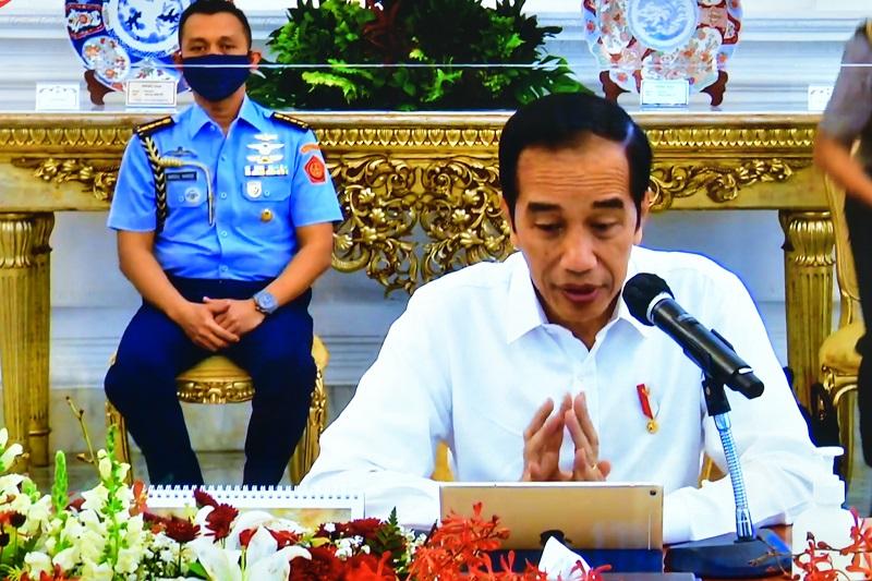 Presiden Harapkan Pelaksanaan Pilkada Aman dari Penularan