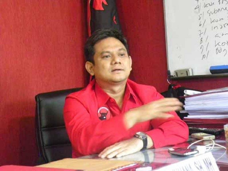 Kantor PDI Perjuangan Cianjur Dibom, Cederai Demokrasi!