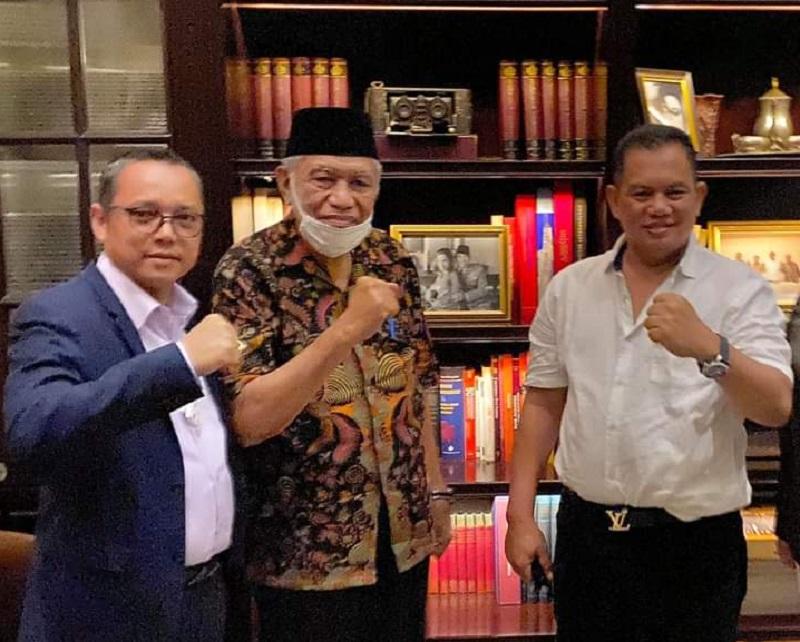 Indrajit-Udin, Duet Membumi & Rendah Hati Bagi Kaltara