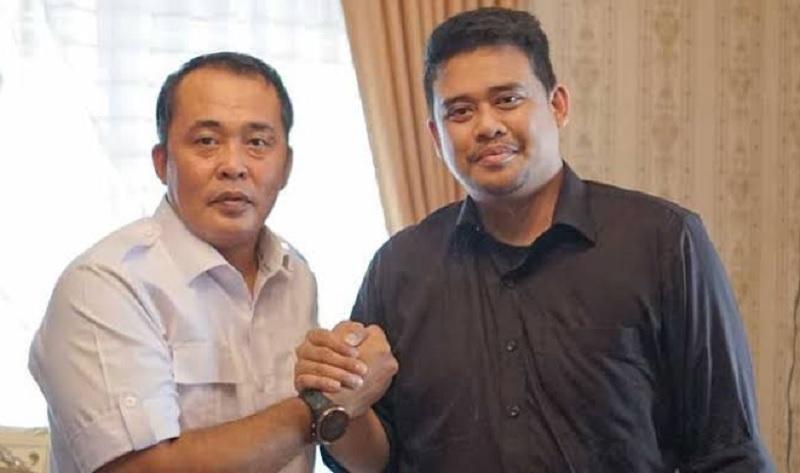 Pilkada Medan, PDI Perjuangan Usung Bobby Nasution-Aulia R.