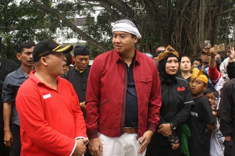 Ara Dorong TMP Beri Kontribusi Positif Bagi Partai & Negara