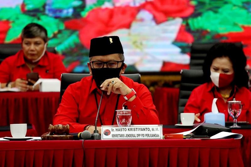 Sekjen Hasto: Pilkada Surabaya Akan Ubah Peta Politik