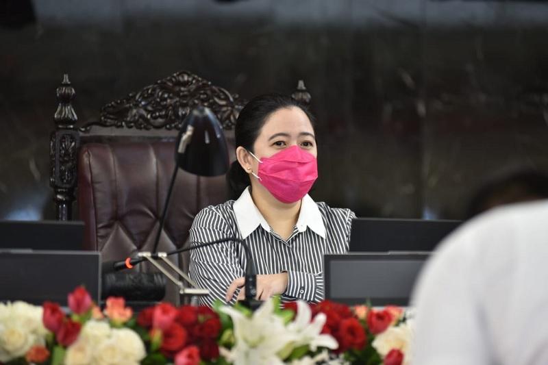 Puan Hadiri Geladi Bersih dan Cek Ruang Pidato Kenegaraan