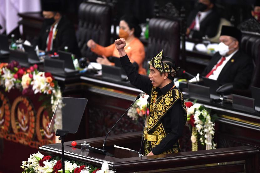 Pakaian Adat NTT Dipakai Presiden Jadi Motivasi Penenun