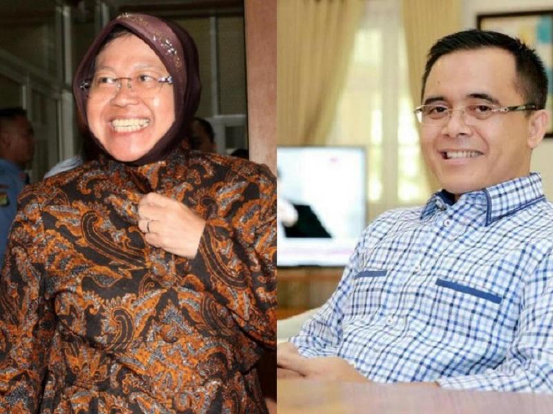 Megawati Contohkan Prestasi Risma & Anas Kepada Para Cakada