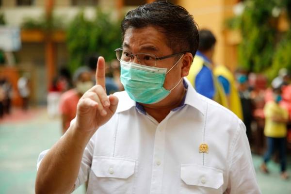 Sofyan Tan Dukung Perpusnas Ajukan Penambahan Anggaran