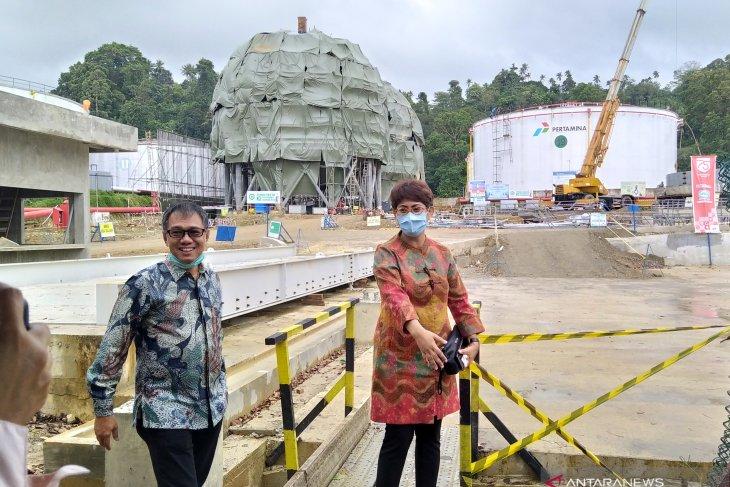Mercy: Pembangunan Terminal LPG dI Maluku Berdampak Positif