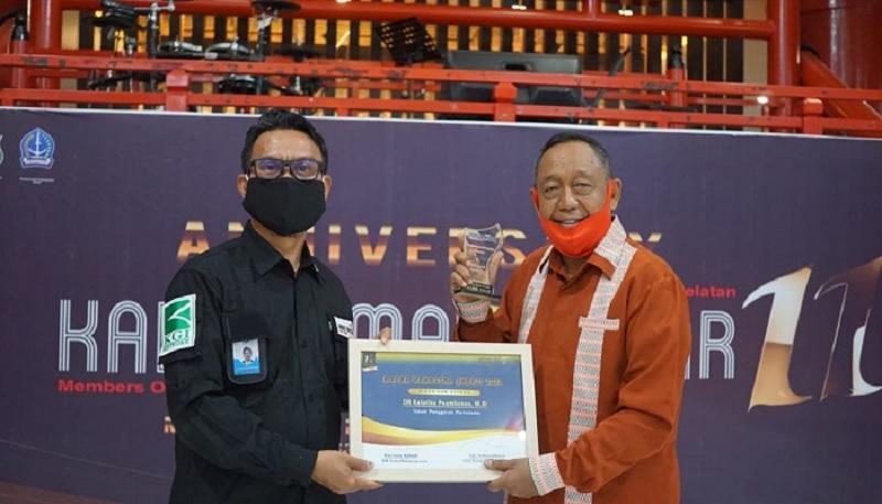 Kalatiku Raih Lagi Award Tokoh Penggerak Pariwisata Sulsel
