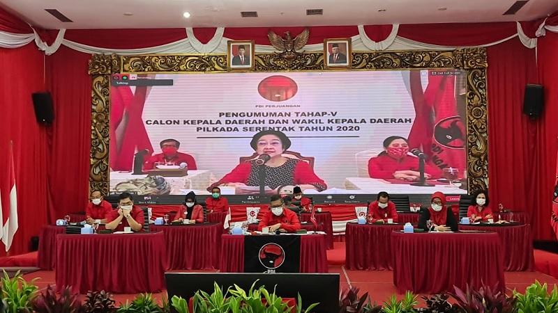 Yuk Intip Rahasia Megawati Sebelum Tentukan Nama Cakada