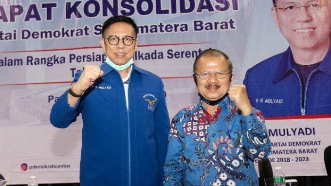 Pilgub Sumbar, PDI Perjuangan Mantap Usung Mulyadi-Ali