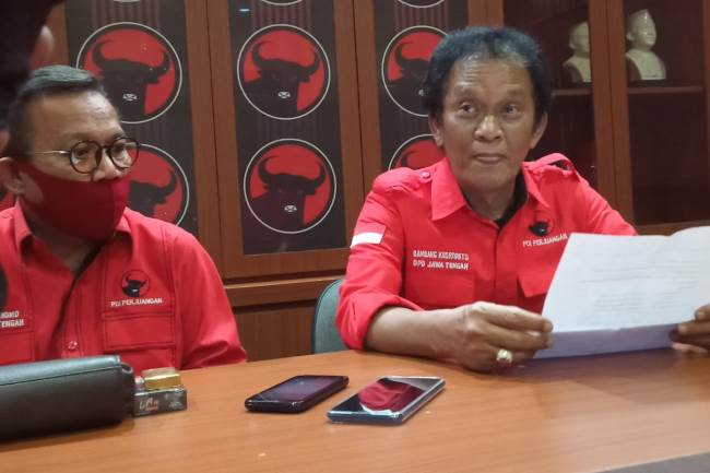 Kader Banteng Tak Dukung Rekomendasi DPP, Pecat!
