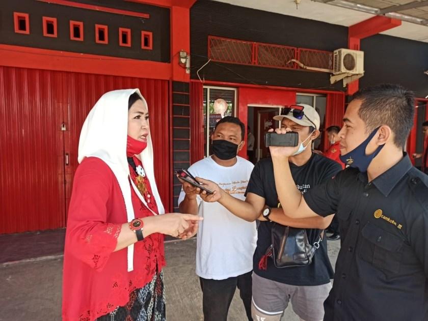 Kader Tak Dukung Keputusan DPP, Elva: Sanksi Tegas Menanti
