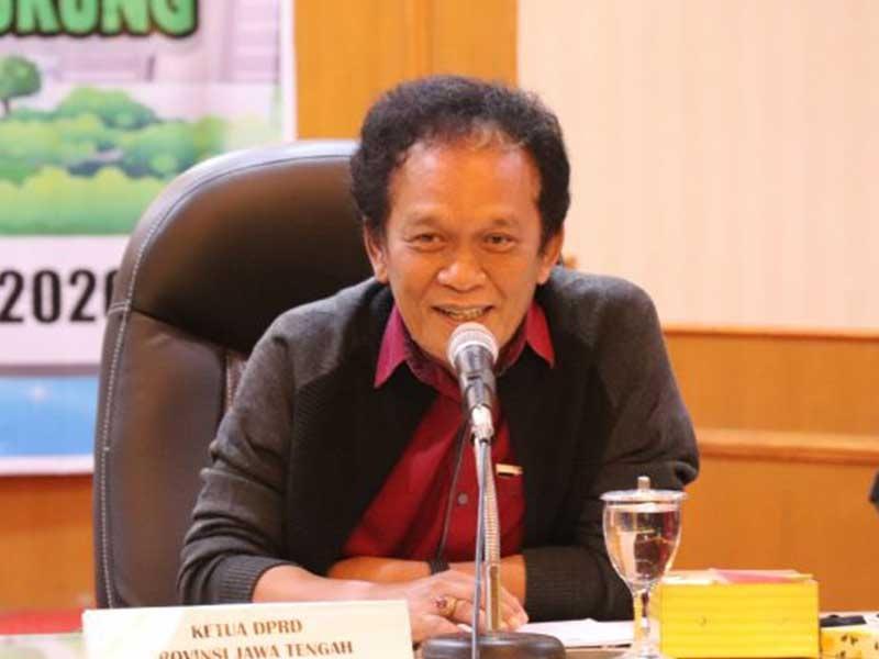 Jateng Fokus Juara di 6 Wilayah Eks Karisidenan Surakarta