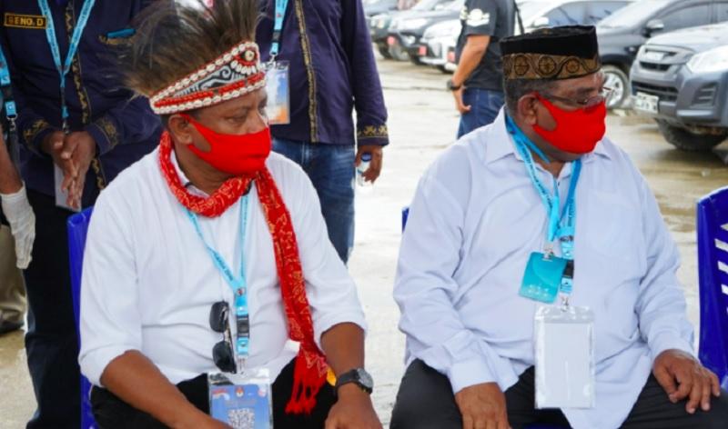 Pilkada Teluk Bintuni, Piet-Matret Sukses Didukung 8 Partai