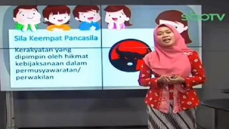Hendrawan Tegaskan Logo Partai Gambar Sila Keempat, Keliru!