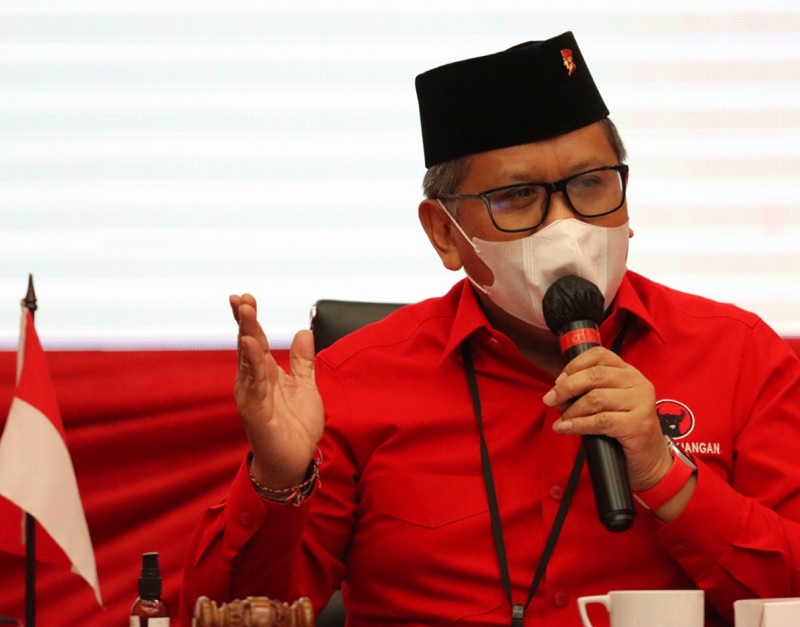 Soal Injak Rem, Hasto: Pemimpin Bertanggung Jawab ke Rakyat