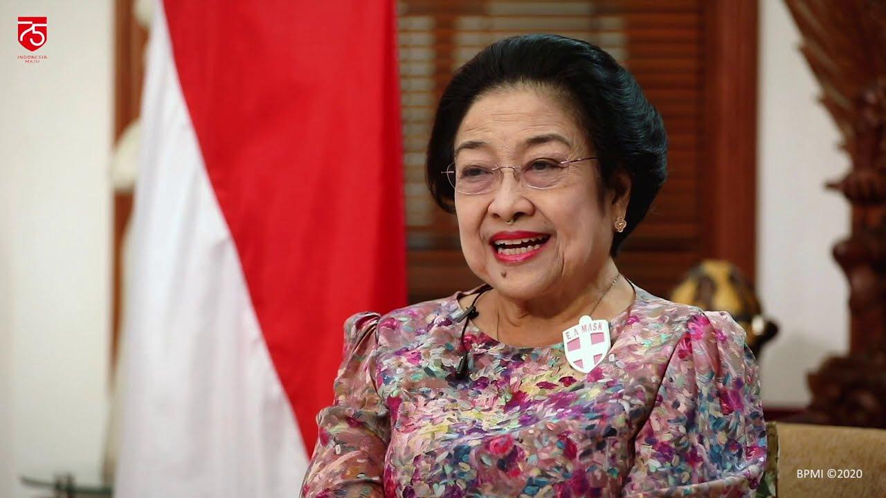 Megawati Minta BMKG Terus Perbaharui Peta Rawan Bencana