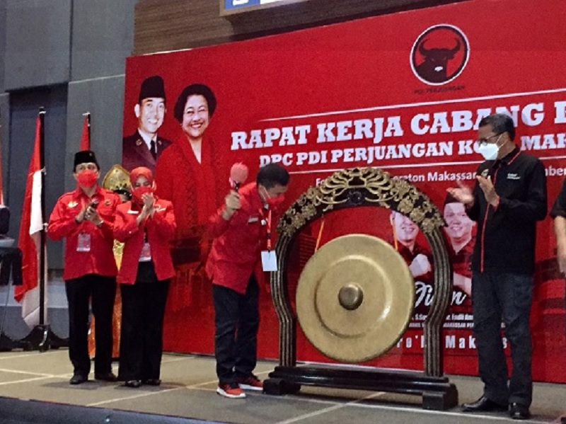 Rakersus, Nurdin: PDI Perjuangan Kebanggaan di Pilkada 2020