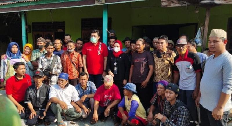 Jumpa Serikat Petani, Banteng Indramayu Serukan Ganti Bupati