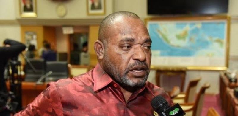 Jimmy Soroti Pembangunan Trans Papua Yang Tidak Serius